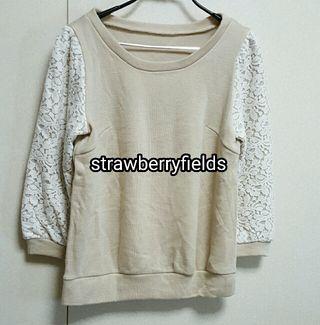 strawberryfieldS ニット