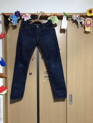 正規品エビスジーンズ 27×32サイズ