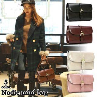 【セール品】韓国ファッション・ヌーディーミニバッグ