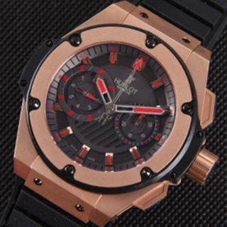ウブロ 新品 44mm メンズ 腕時計 送料無料