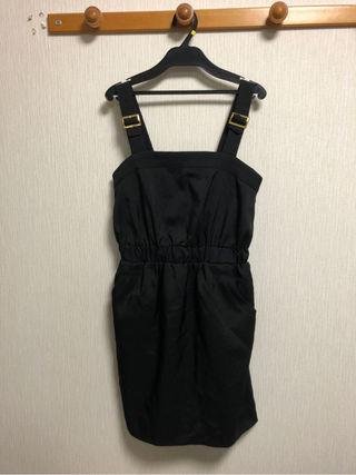ナノユニバースジャンパースカート