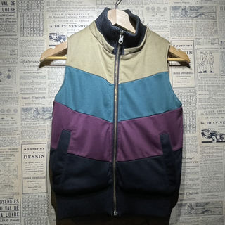 tommy girl トミーガール リバーシブルベスト S