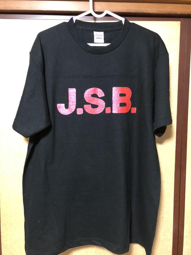三代目 JSB ハンドメイド Tシャツ