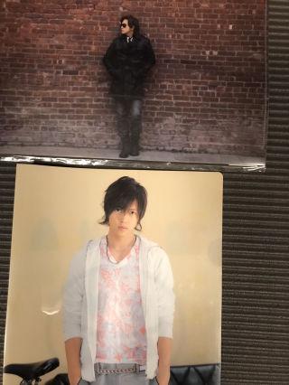 山下智久□クリアファイル2枚