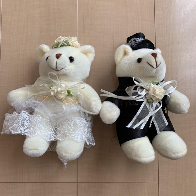 結婚式 ベア ペアセット