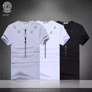 ベルサーチ半袖Tシャツ トップス3XL