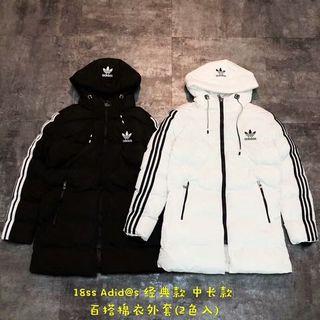 今年新品 Adidas 外套新品 ファーコート
