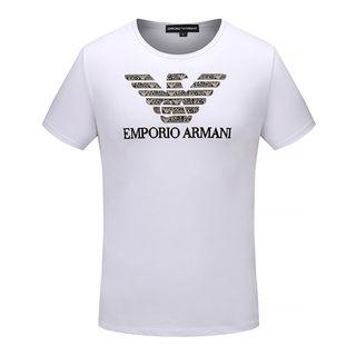 新品 ARMANI 人気Tシャツ 2色在庫 国内発送