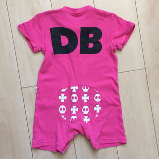 DREAM BABYS ロンパース 80
