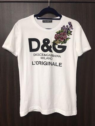 DG 17SS Tシャツ
