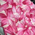 Rady 花柄シフォンスカーフ