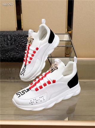 ベルサーチ紳士スニーカー メンズシューズ靴