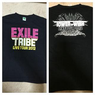 EXILE Tシャツ サイズS