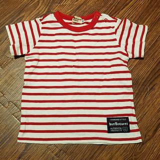 ミキハウス HOTBISCUITS 80 Tシャツ