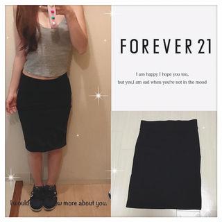 Forever21 膝丈タイトスカート