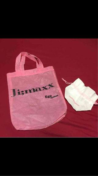 Jimaxxトートバッグ&COCOLULUアクセサリーポーチ