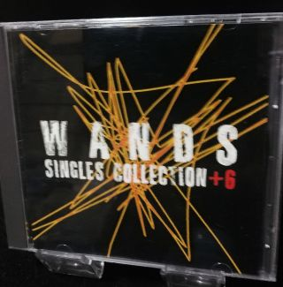 WANDS  SINGLE COLLECTION +6