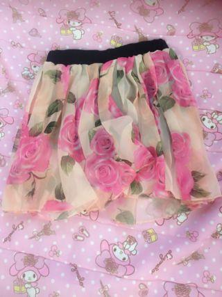 xoxo スカート