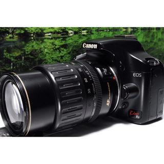 スマホに送れるセット Canon Kiss x2 キット