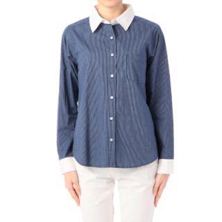 ストライプシャツ(色違い有)