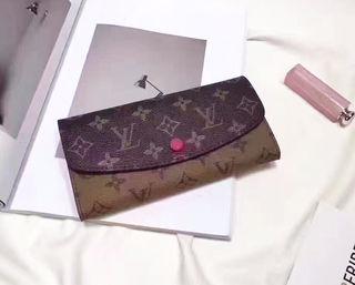 超可愛い美品 レディース 長財布 レッド
