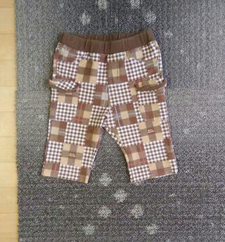 miki house 男女兼用 ベビー パンツ
