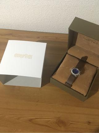 muta 腕時計 新品未使用
