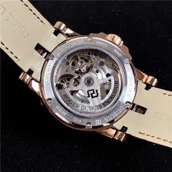 44480ROGER DUBUIS 腕時計 自動巻