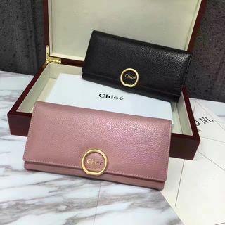 a83 クロエ 可愛い 財布 2色