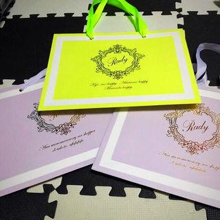 新品Rady ショップ袋(ホテルシリーズ)3枚セット