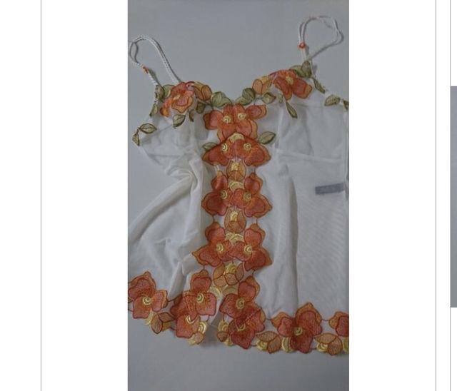 サルート ソレイユキャミソールMオレンジ(Wacoal(ワコール) ) - フリマアプリ&サイトShoppies[ショッピーズ]