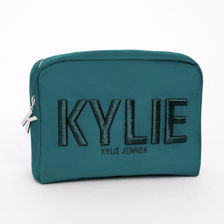 Kylie Cosmetics カイリー ポーチ グリーン
