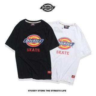 Dickies 男女兼用/人気半袖 Tシャツ-2