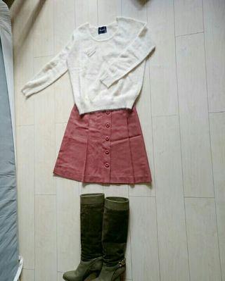 アクアガール購入CROLLAスカート