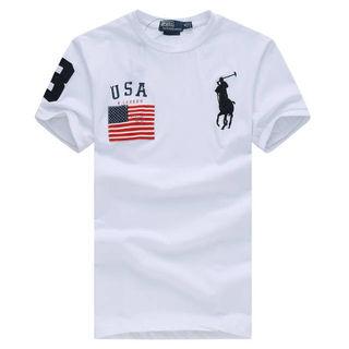 大人気 ラルフローレン Tシャツ 男女兼用