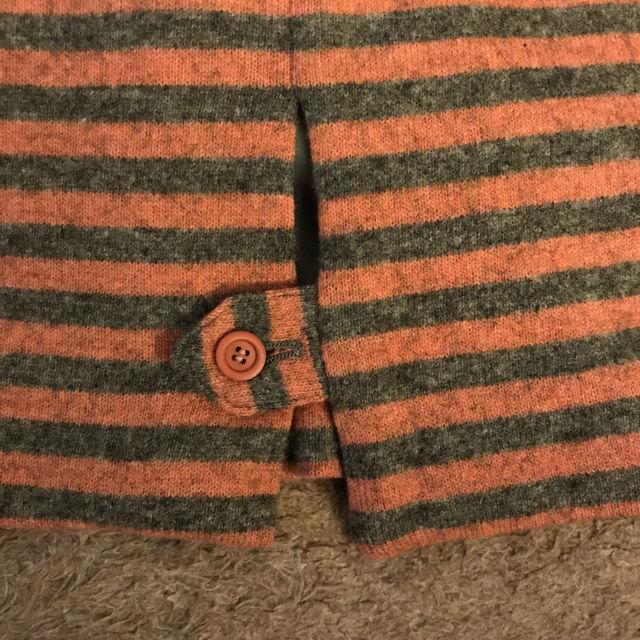 日本製ボーダースカート