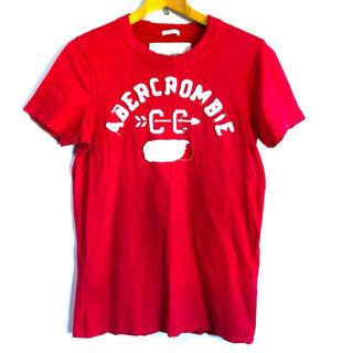 アバクロンビー&フィッチ ロゴ Tシャツ S