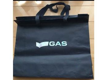 (送料無料)GASショップ袋