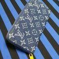 デニムジッピー長財布