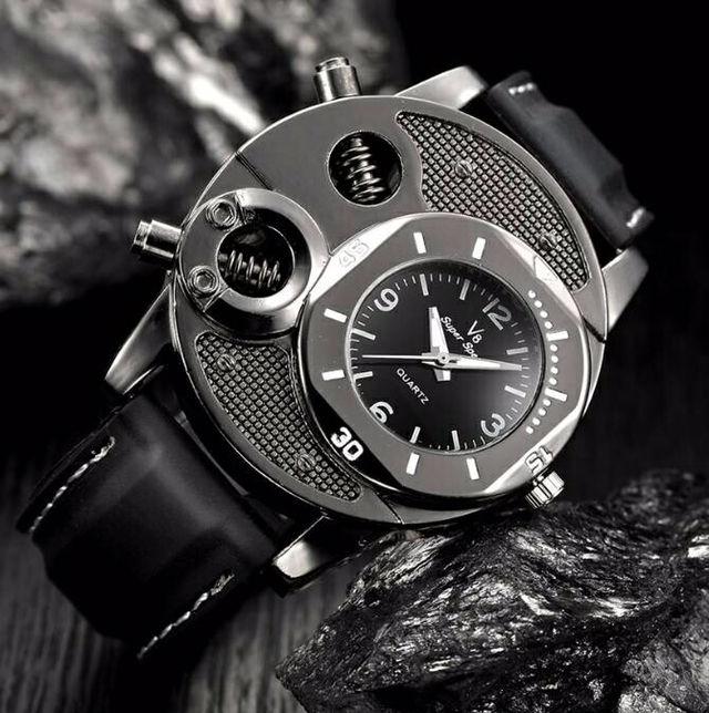 デュアルボルト【海外限定モデル】V8 腕時計