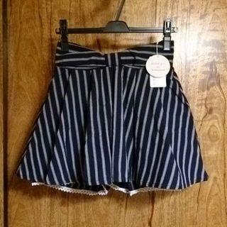 OLIVE girlストライプスカート