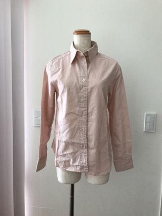 ナイスクラップ ピンクシャツ