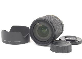 手持ち撮影でも安心Nikon 18-105mm VR