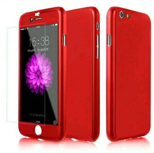 d8bf60a857 iPhone6 ケース フルカバータイプ レッド - フリマアプリ&サイトShoppies[ショッピーズ]