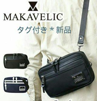 定価8964円*MAKAVELIC*新品*ポーチ