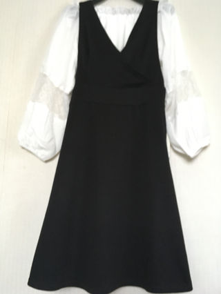 グレイル 可愛いジャンバースカート
