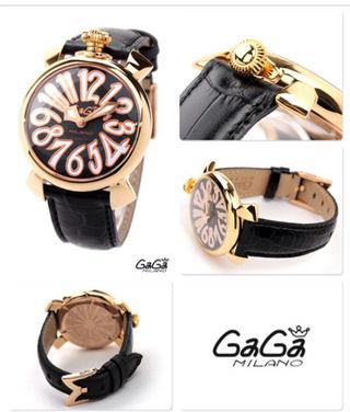 この時計探しています!!!ガガミラノです!!