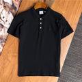 バーバリー人気おしゃれ Tシャツ 半袖tシャツ