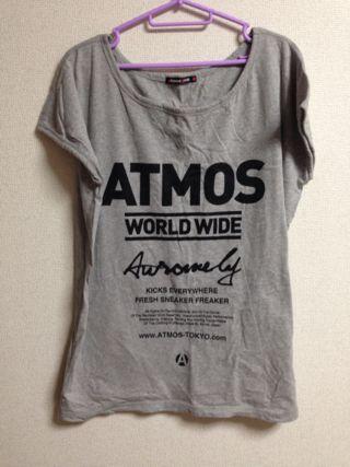 atmos girlsトップス