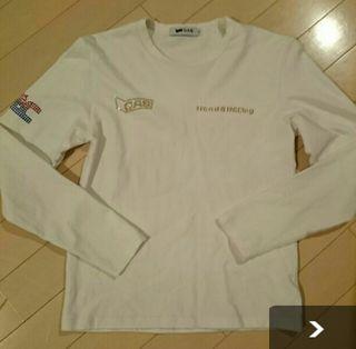 GAS HONDA 美品Tシャツ